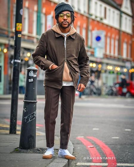 Street Style London Fashion Week Mens January 2019 Fall Winter 2