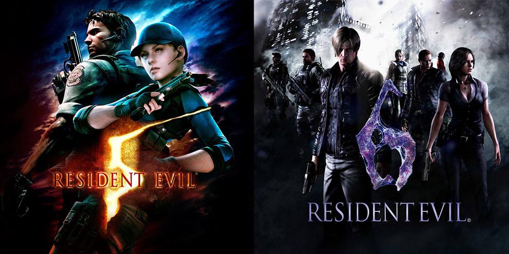 Resident Evil 5 Y 6 Fijan Su Fecha De Lanzamiento En Nintendo