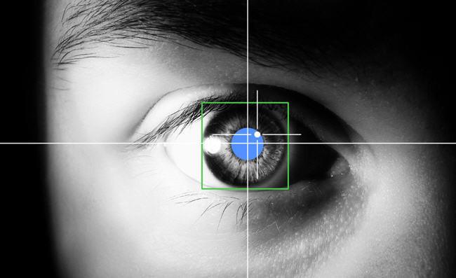 Seguimiento de ojos