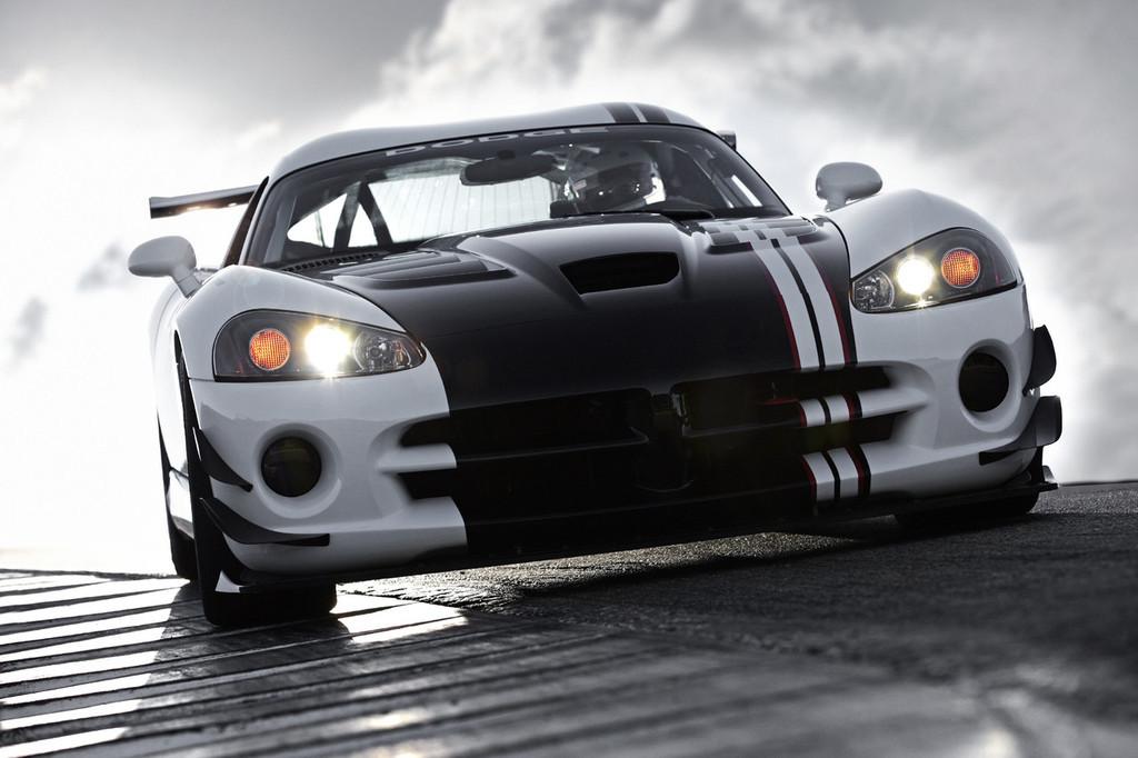 Foto de 2010 Dodge Viper SRT10 ACR-X (1/9)