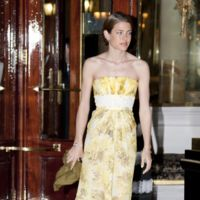 En el Gala AMADE, en abril de 2011