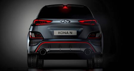 El Hyundai Kona N arranca la cuenta atrás: el lado más deportivo del SUV se presentará en pocos días