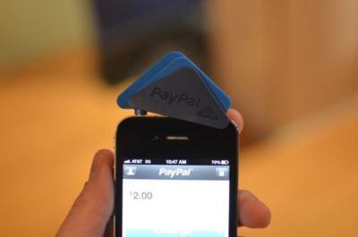 PayPal presenta PayPal Here, su alternativa a Square