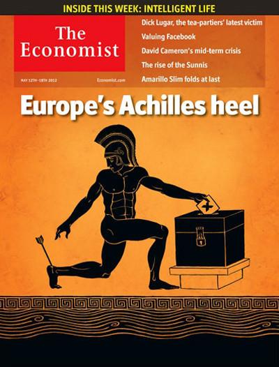 Aquiles Grecia The Economist
