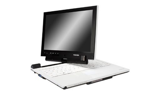 Toshiba Protege R400, con Wireless USB