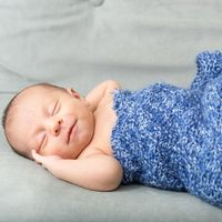 El reflejo de Moro o de sobresalto en el bebé