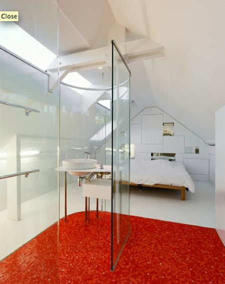 dormitorio con baño 2