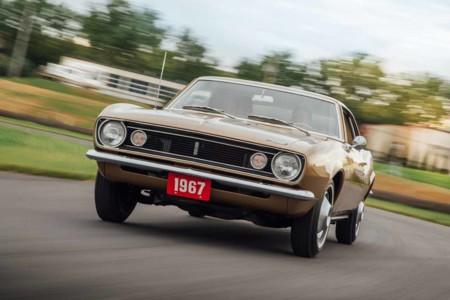 Primer Camaro 1966 6