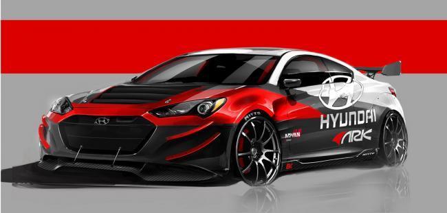 ARK Performance Hyundai Genesis Coupé R-Spec