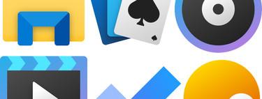 Este puede ser el diseño(layout) que veamos en los nuevos iconos de <strong>Windows℗</strong> 10 con la llegada de la actualización de primavera»>    </a>   </div> <div class=
