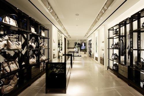 Foto de Burberry abre de nuevo su tienda en Tokio (4/14)