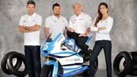 El equipo de retransmisiones de MotoGP premiado con la Antena de Oro