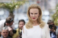 Nicole Kidman llega a Cannes, ¿a la altura de Grace Kelly?