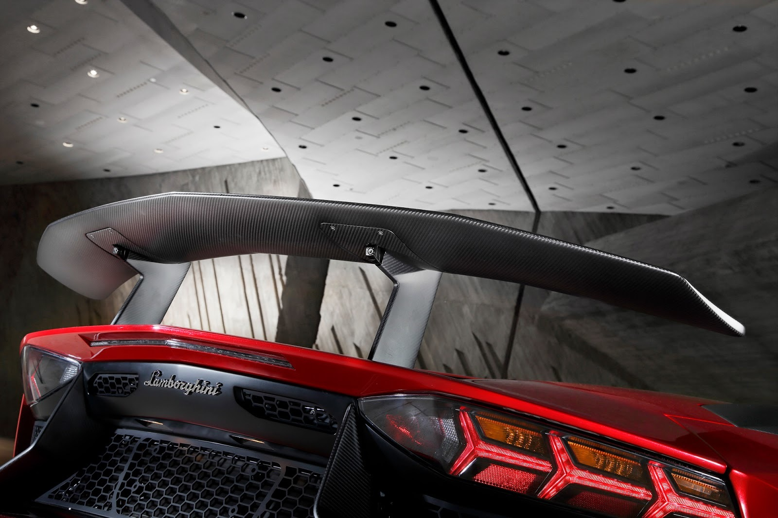 Foto de Lamborghini Aventador SV (9/21)