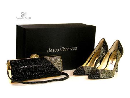 Los zapatos Jesús Cánovas están de moda