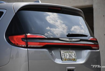 Chrysler Pacifica 2021 Opiniones Prueba Mexico 11
