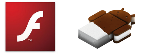Adobe Flash Player ya disponible para Android 4.0 (Ice Cream Sandwich)