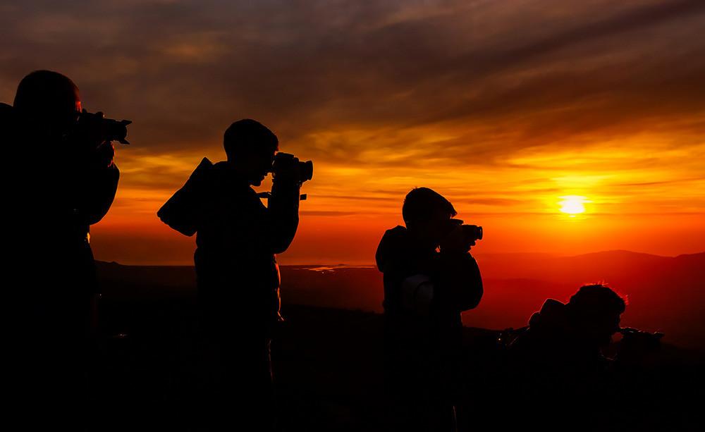 ¿Tú qué clase de fotógrafo eres? Listado (nada científico) de tipologías de fotógrafos