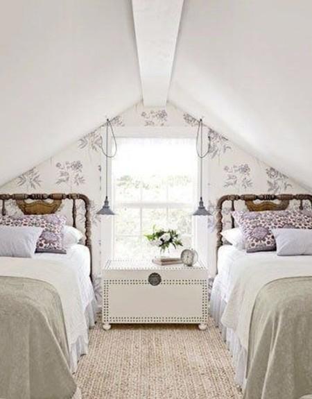 Dormitorio Infantil Buhardilla