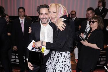 La directora de cine transgénero Lana Wachowski, la primera protagonista de la campaña P/V 2016 de Marc Jacobs