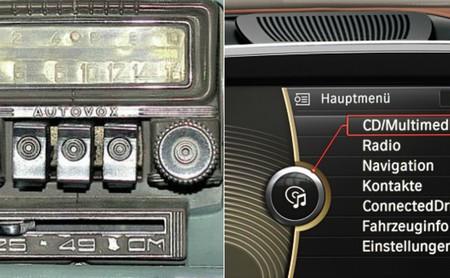 De los primeros radios a la pantalla táctil: así ha evolucionado el entretenimiento en el auto