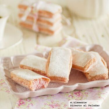 Biscuits roses de Reims: receta francesa de una delicada pasta con historia