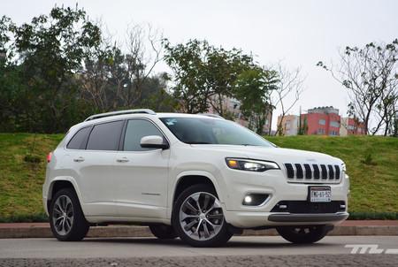 Jeep Cherokee 2019 Overland 4