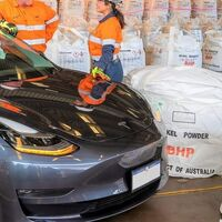 Tras el litio chino, Tesla se asegura el níquel que necesita para sus coches eléctricos, y vendrá de Australia