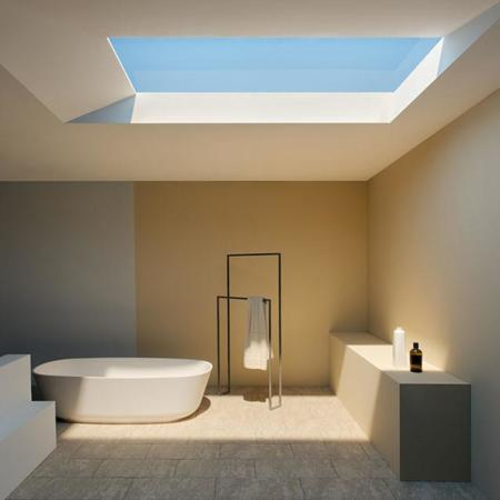 Coelux el techo artificial que simula la luz solar ya - Como hacer un ambientador natural para la casa ...