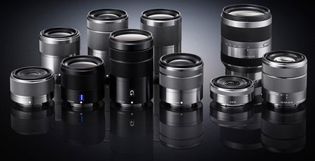 Sony CP+ Lineup