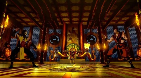 Aquí tienes el nuevo y sanguinario tráiler de Mortal Kombat Legends: Scorpion's Revenge cargado de fatalities