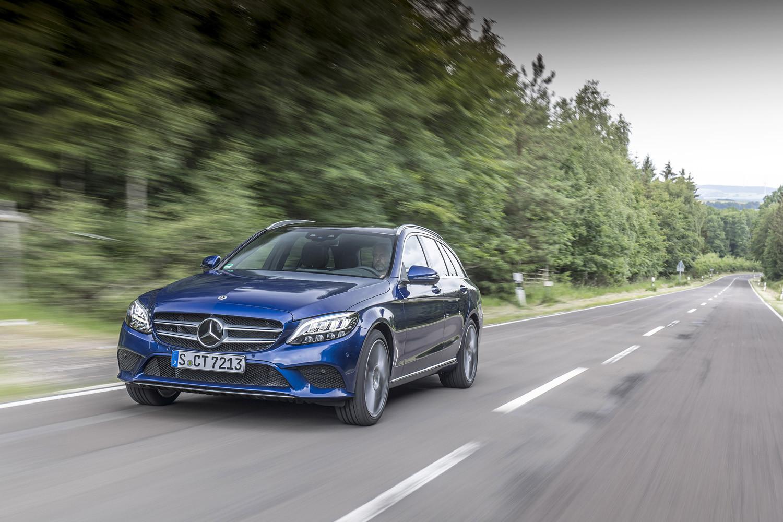 Foto de Mercedes-Benz Clase C 2018, toma de contacto (238/255)