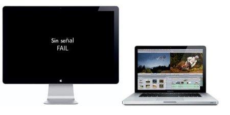 Los nuevos MacBook Pro con doble gráfica no detectan el monitor externo tras salir del reposo