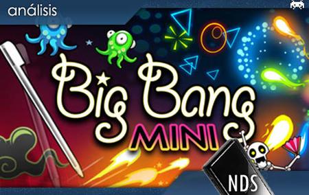 'Big Bang Mini'. Análisis