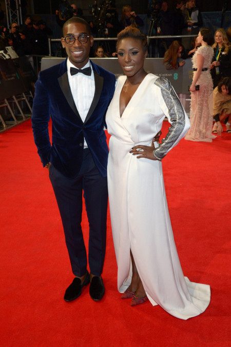 Laura Mvula BAFTA 2014