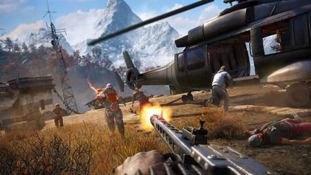 El escape de la prisión se muestra en el DLC de Far Cry 4