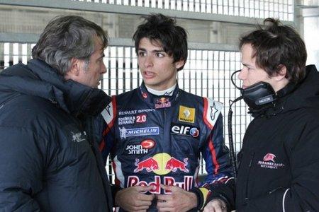 Arranca la Eurocup Formula Renault 2.0 con Carlos Sainz Jr. como favorito