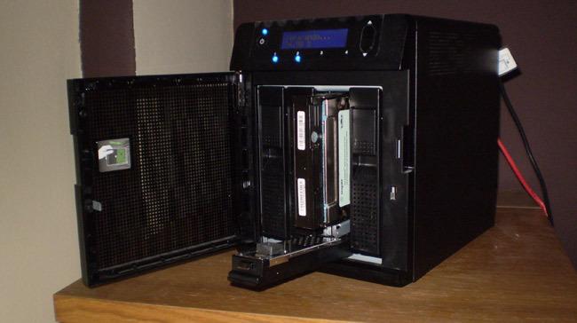 WD Sentinel DX4000, probamos el servidor en un entorno de pequeña oficina