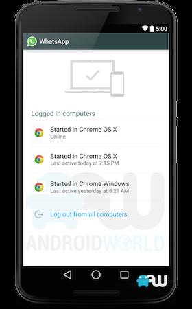 WhatsApp tendrá una versión web más pronto de lo que parece