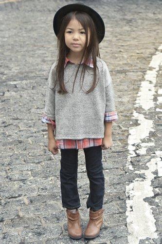 Zara colección niños Otoño-Invierno 2011/2012: hombrecitos y mujercitas a la calle