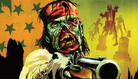 'Red Dead Redemption: Undead Nightmare', Marston loves Zombies
