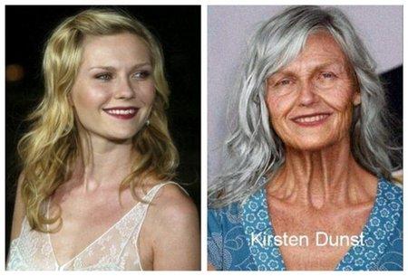 Kristen Dustn de anciana