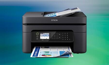 Ahorra en esa impresora que necesitas con la Epson WorkForce WF-2850DWF: ahora en el aniversario de MediaMarkt por casi 30 euros menos
