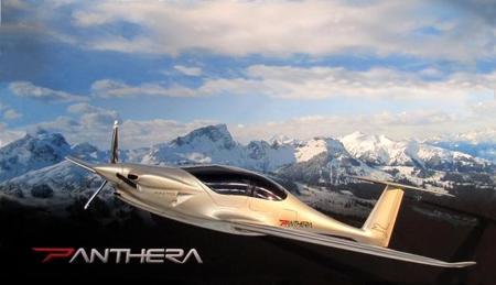 Pipistrel Panthera, la avioneta con propulsión eléctrica