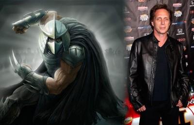 William Fichtner será el villano de las nuevas Tortugas Ninja
