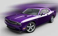 El Dodge Challenger vuelve a sus orígenes con el color Plum Crazy