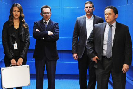 'Person of interest' adelanta su temporada final con un trailer lleno de acción