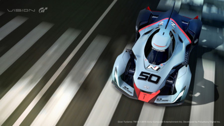 Hyundai Vision Gran Turismo 4
