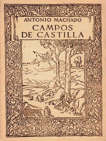 Campos de Castilla Machado
