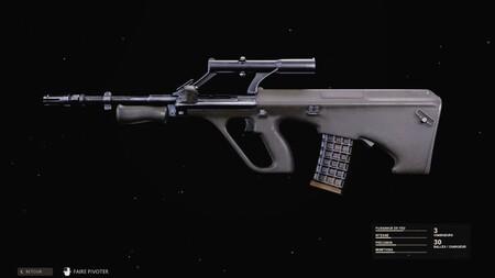 Aug Cold War Mejores Armas Temporada 5 Recargada Warzone